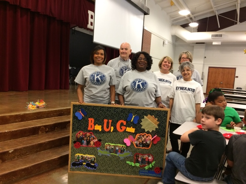 3rd Graders Rewarded in the BUG Program