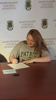 Brown signed with Morthland College