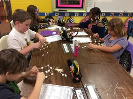 2nd Graders Learn about Earthquakes