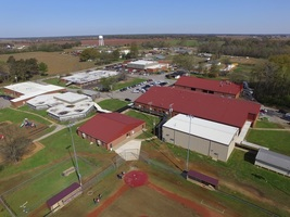 Drone Students Capture the New Ball Fields