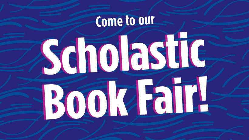 Scholastic Book Fair is coming to Barton Elementary
