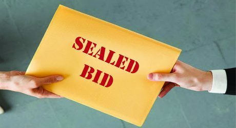 Sealed Bid Auction