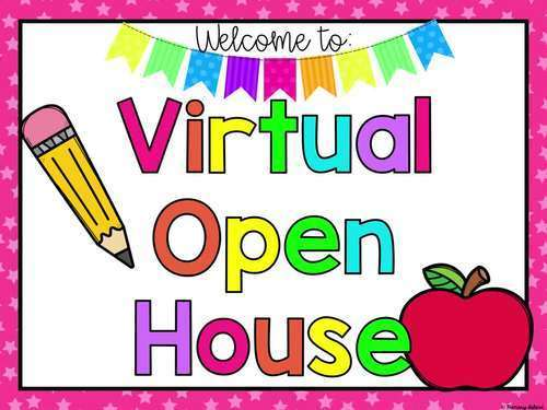Click Here for Virtual Open House