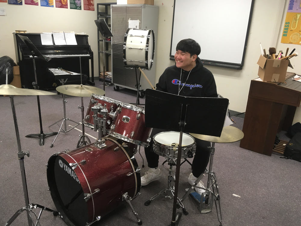 Student makes All-Region Band