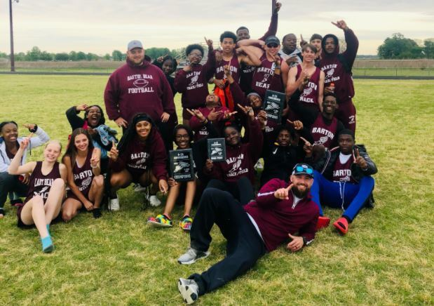 Track Wins Conference Championship
