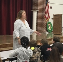 Elementary Students Receive Lessons on Bullying