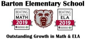 Barton Elementary Receives OEP Awards