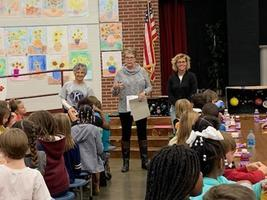Kiwanis BUG Program Rewards Elementary Students