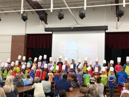2nd Graders Perform Stone Soup